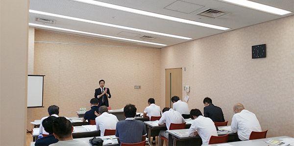 8月23日(日)勉強会を行いました